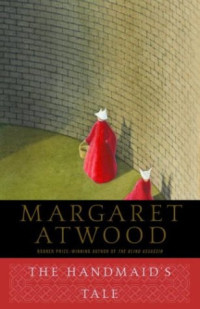 Book cover for THE HANDMAID'S TALE by Margaret Atwood